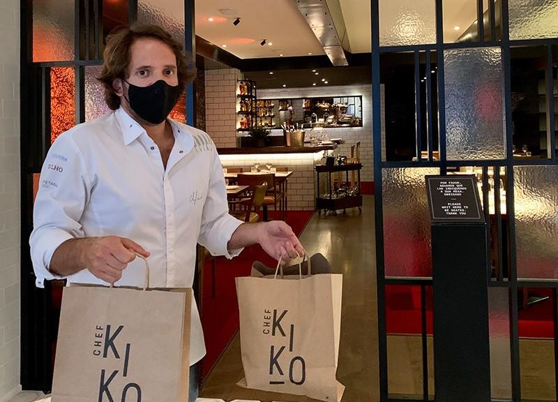 chef Kiko Martins, O Talho,