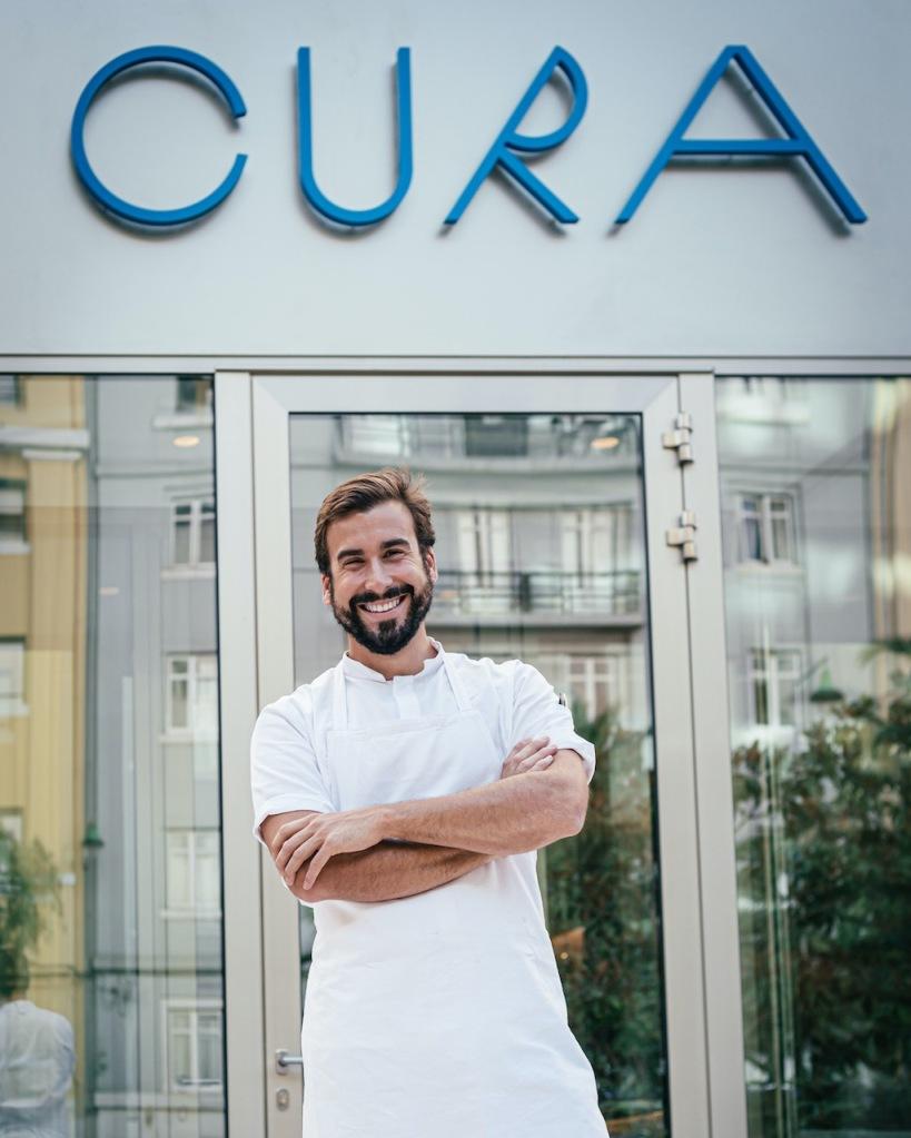 Restaurante Cura_Four Seasons Lisbon Chef Pedro Pena Bastos