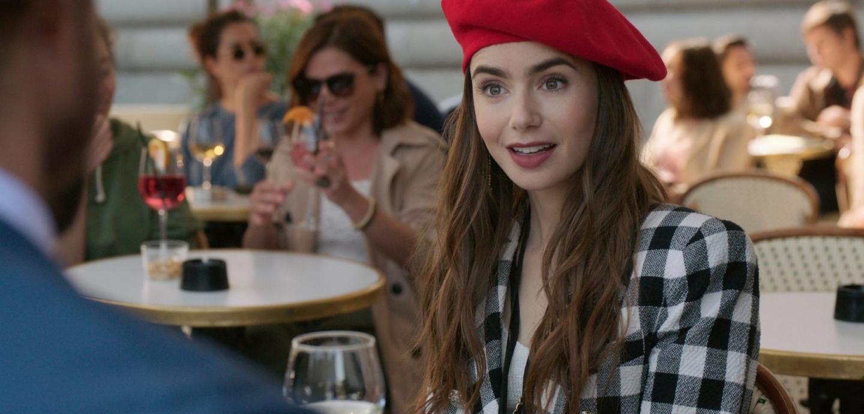 Emily in Paris, da Netflix