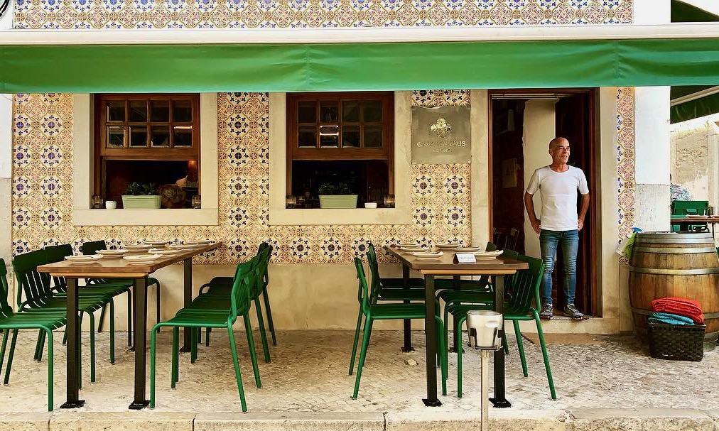 Casa Mateus, Sesimbra