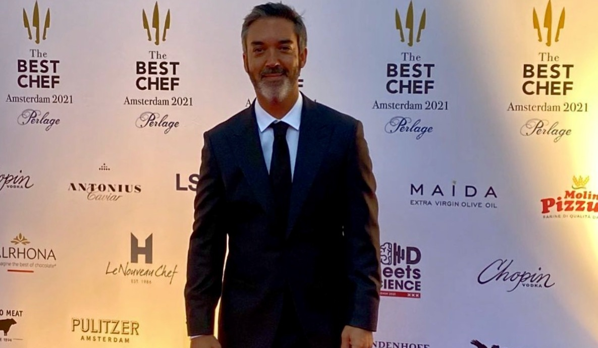 Henrique Sá Pessoa Best Chef Award 2021